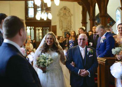 church-bride