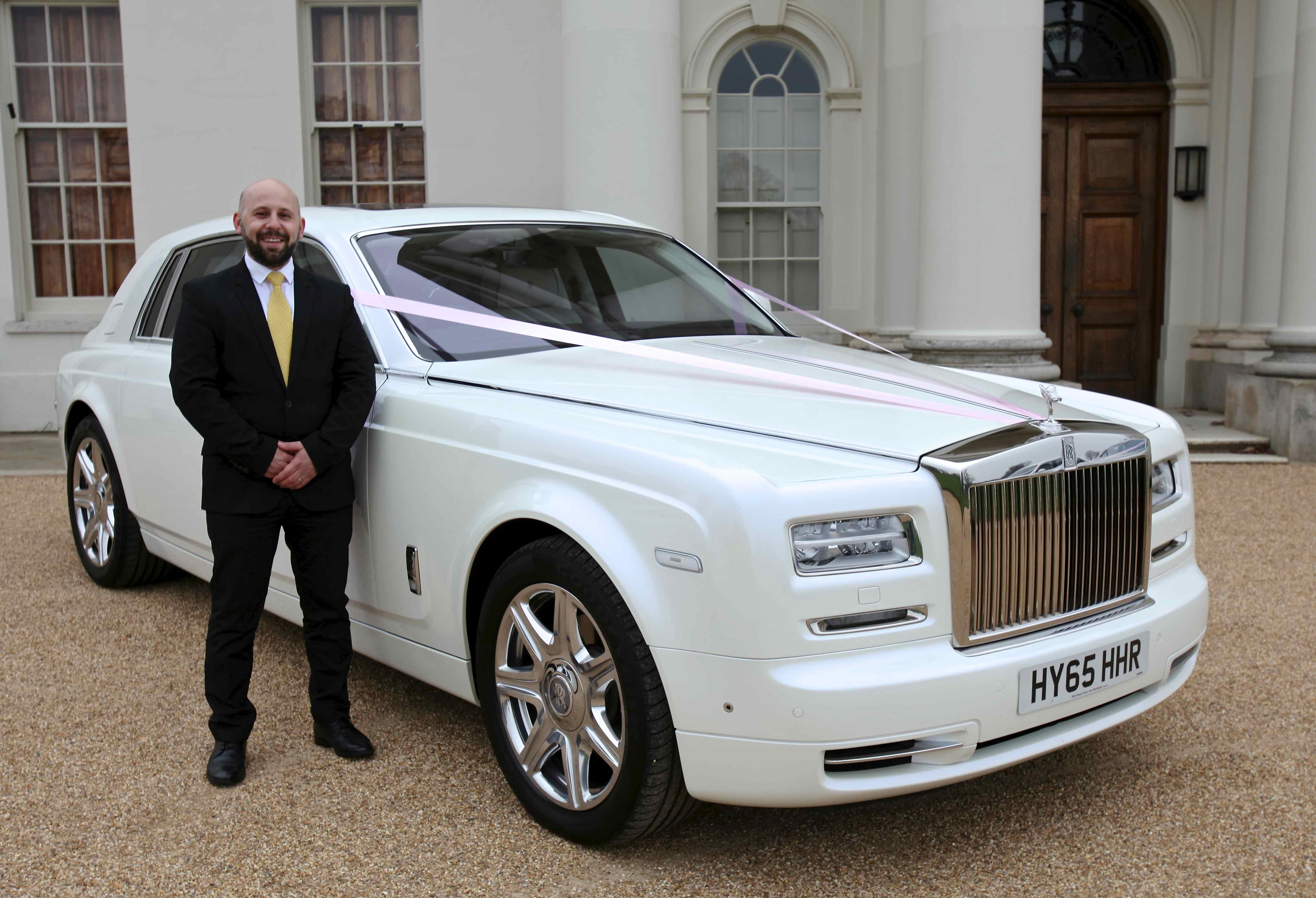 Dartford Wedding Car Hire