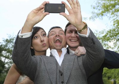 wedding-selfie