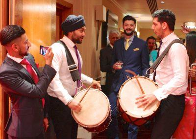 dhol-drummers